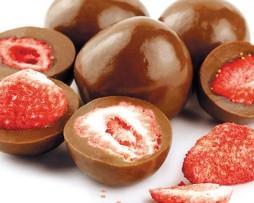 Fructe & nuci in ciocolata